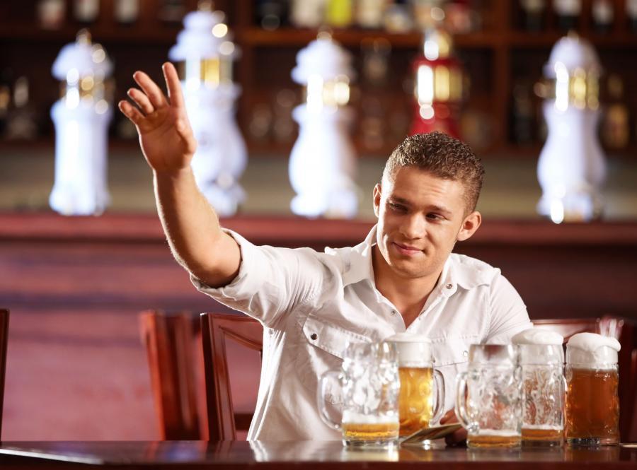 40 procent Brytyjczyków może wytrzymać bez alkoholu najwyżej siedem dni