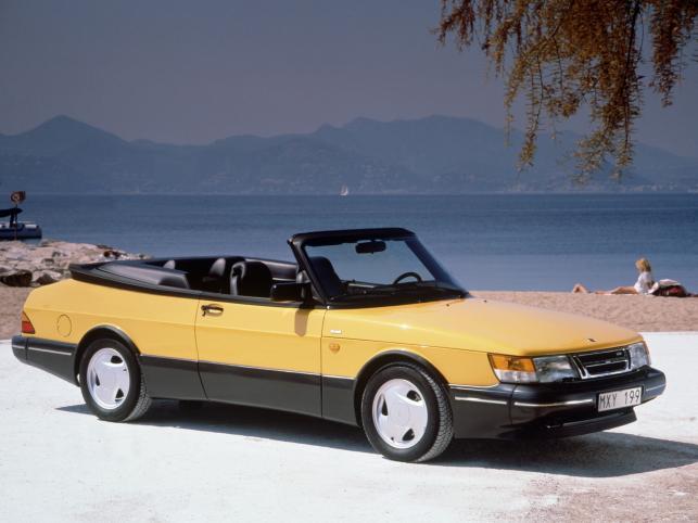 Początek linii: 900 kabrio z 1991