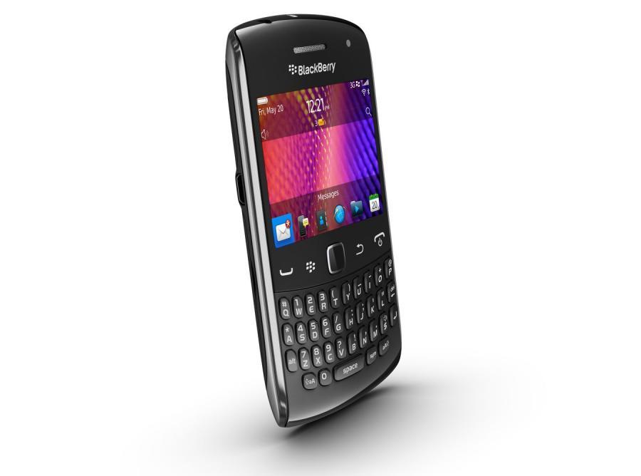 Nowe Blackberry o ponętnych kształtach
