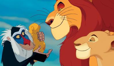 """""""Król Lew"""" nadaje się dla odbiorcy od jednego do stu lat"""
