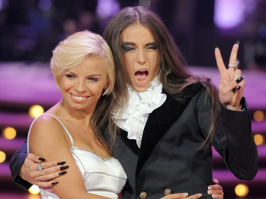 """Michał Szpak i Paulina Biernat w """"Tańcu z gwiazdami"""""""