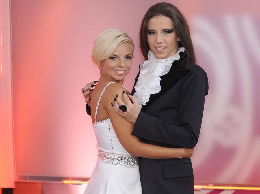 Michał Szpak i Paulina Biernat