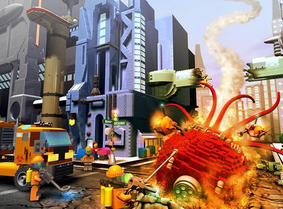 Lego Universe: wirtualny świat połączony z grą online