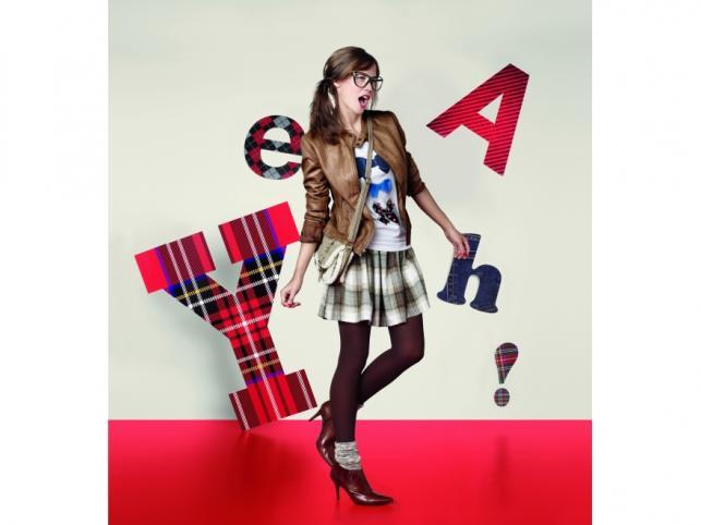 Moda inspirowana filmami Allena - kolekcja Cache Cache na jesień 2011.
