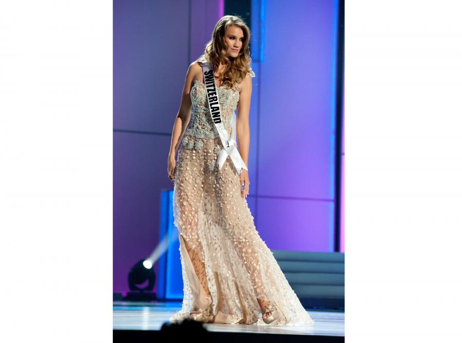 Miss Szwajcarii 2011, Kerstin Cook