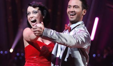 Kasia i Stefano w tańcu