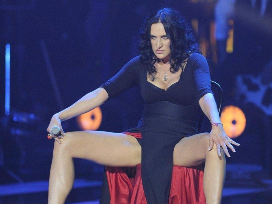 Kayah ma jedne z najpiękniejszych nóg w polskim show-biznesie.