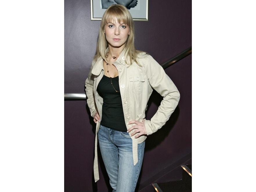 W 2007 roku Karolina Nowakowska, aktorka znana z serialu \