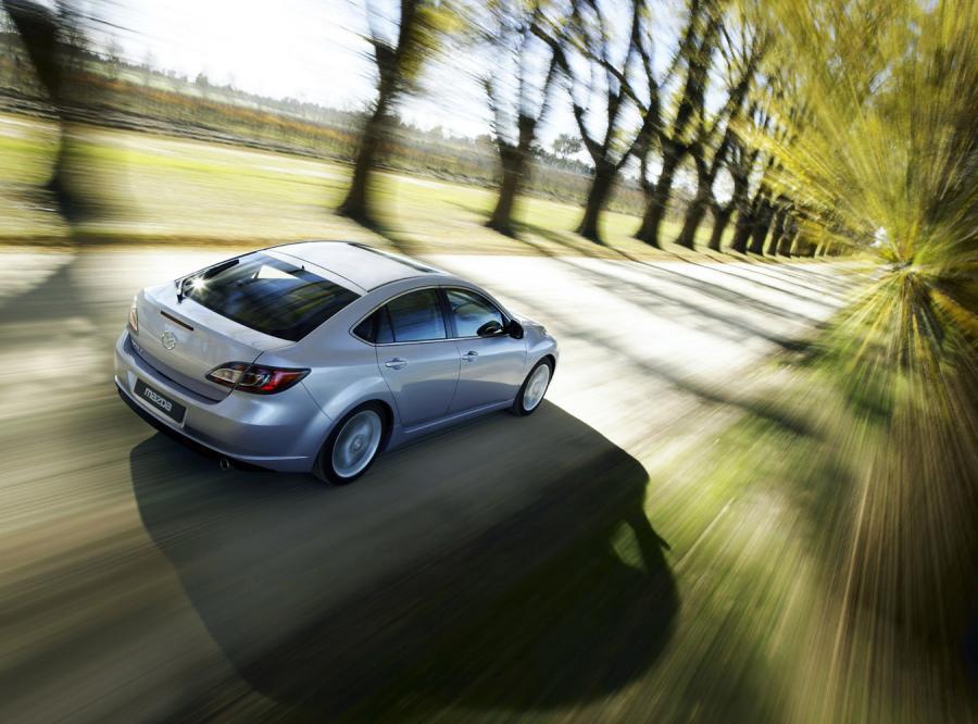 Mazda wreszcie w Polsce