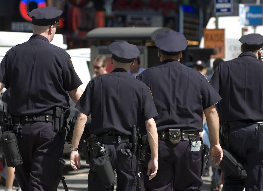 Policja aresztowała setki demonstrantów