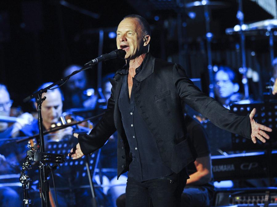 Sting świętował 60. urodziny!