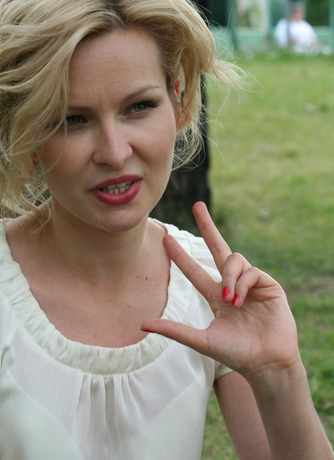 Aktorka opowiedziała o współpracy z Janem Fryczem
