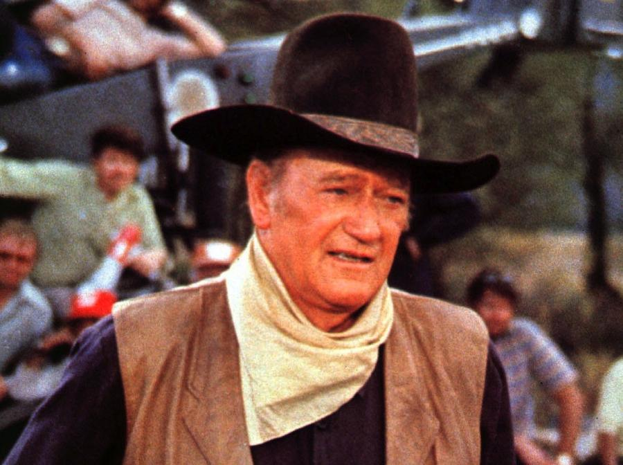 John Wayne zagrał w ponad 150 filmach