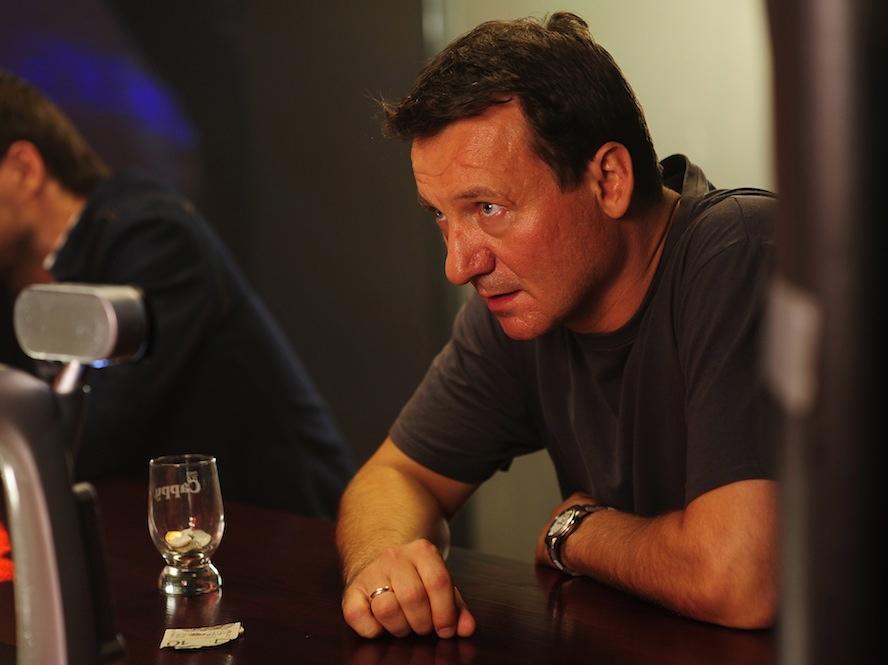 Robert Więckiewicz w filmie \
