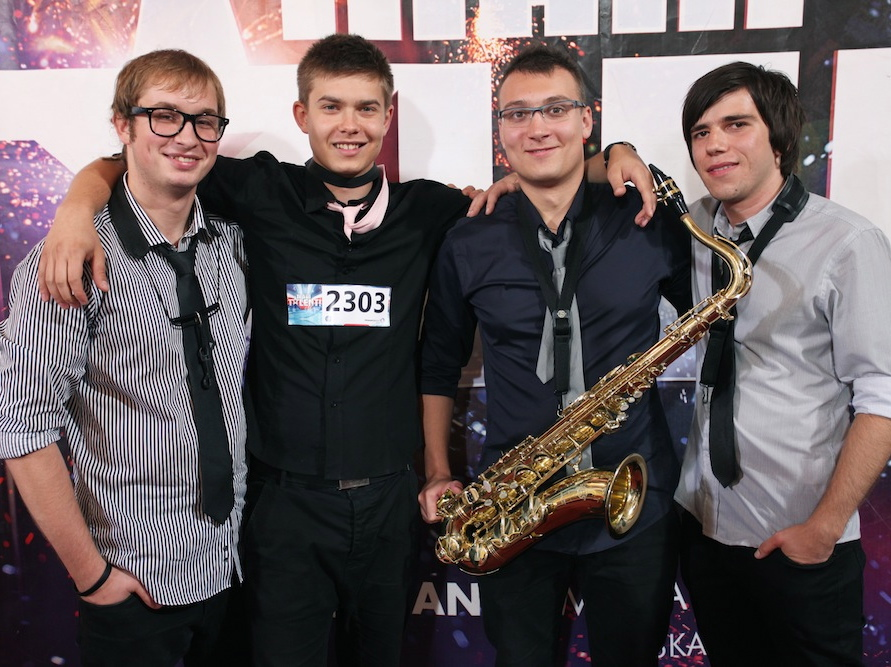 Wroclove Saxophone Quartet