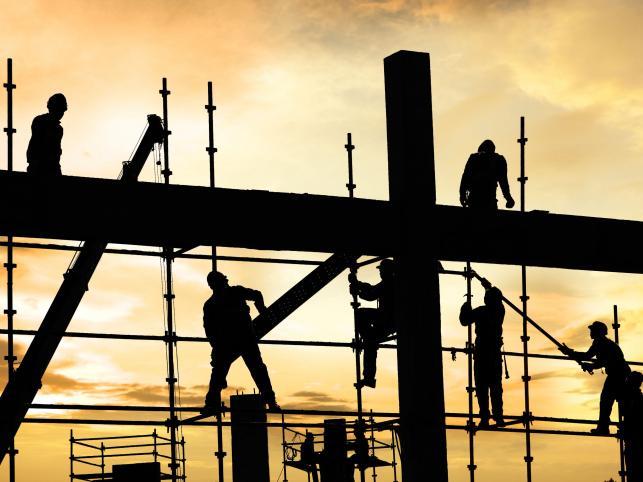 Zawody zagrożone bezrobociem - robotnik budowlany