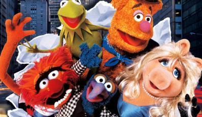 Muppety w stylu bollywood
