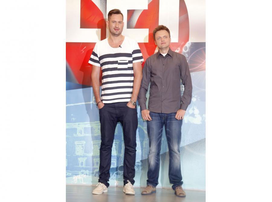 Oto duet nainteligentniejszych polskich prezenterów