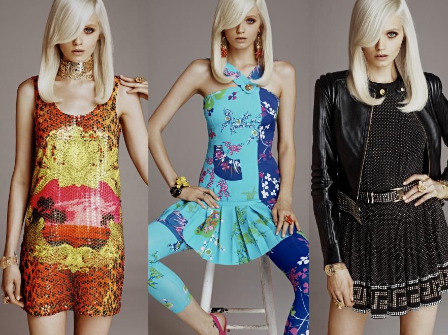 Kolekcja Versace dla H & M
