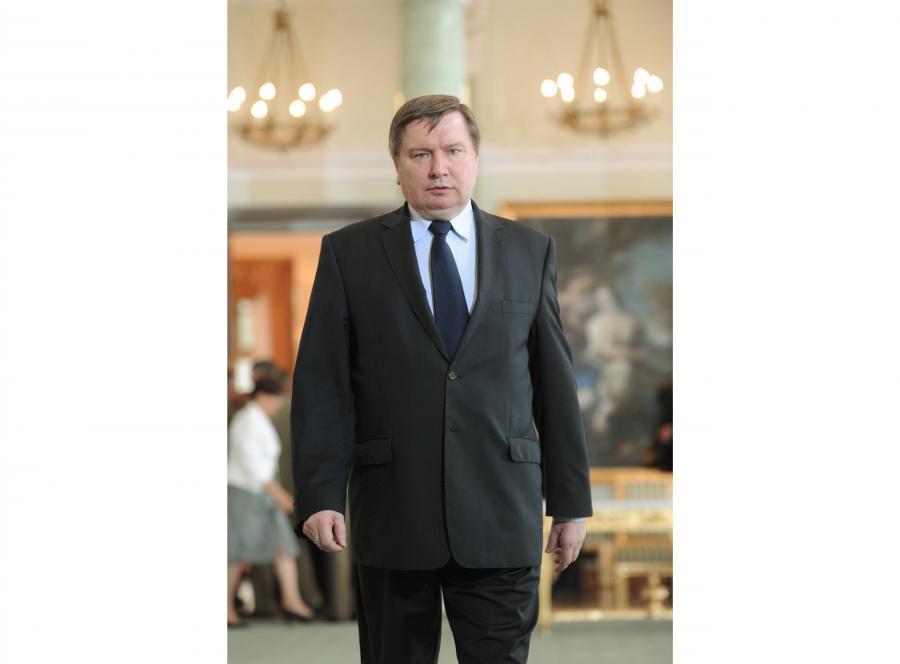 Byy Minister Spraw Wewnętrznych i Administracji Jerzy Miller
