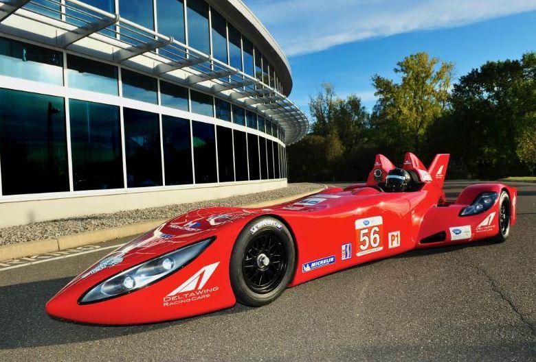 Pojazd o nazwie DeltaWing to dzieło inżynierów z grupy Project 56