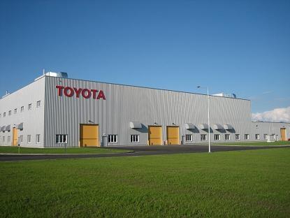 Fabryka w Jelczu-Laskowicach