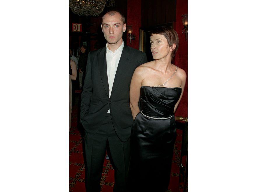 Sadie Frost to była małżonka Jude Law'a, zdradzona z opiekunką. Law nie nauczył się na błędach…