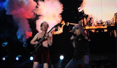 AC/DC wraca na koncerty do Europy