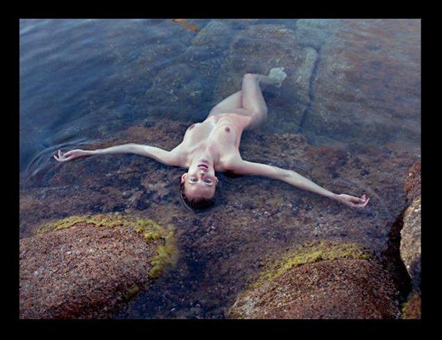 Lara Stone - Kalendarz Pirelii 2012