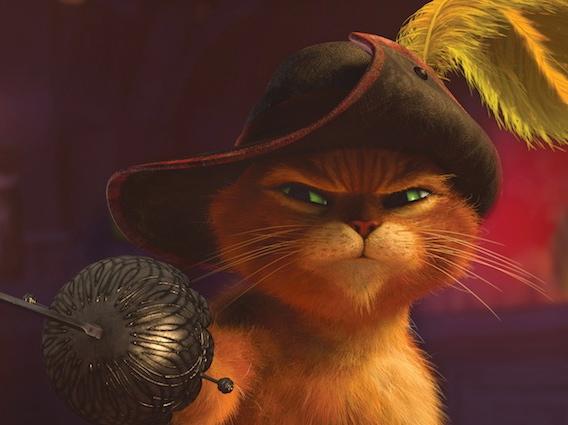 Kot W Butach Bez Shreka Ani Rusz Filmy Dvd I Blu Ray Nowości