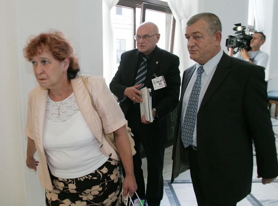 Łyżwińska: Mam nowe dowody, że Krawczyk łamie