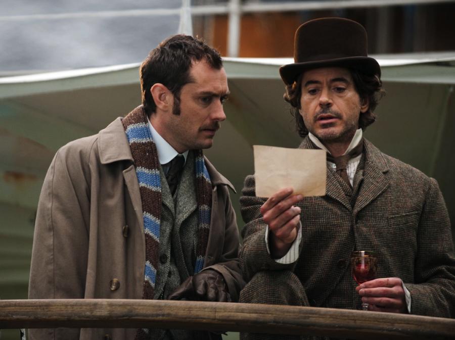 """Sherlock Holmes 3"""
