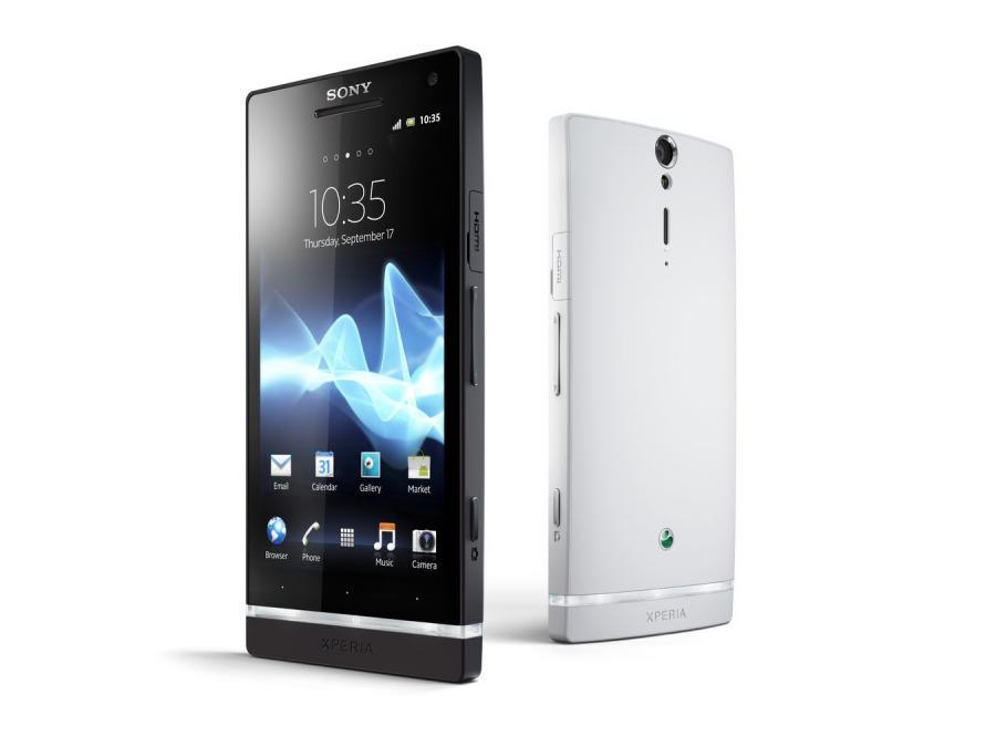 Pierwsza Xperia Sony. Już bez Ericssona