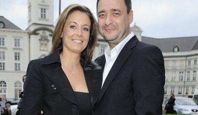 Małgorzata i Jacek Rozenek
