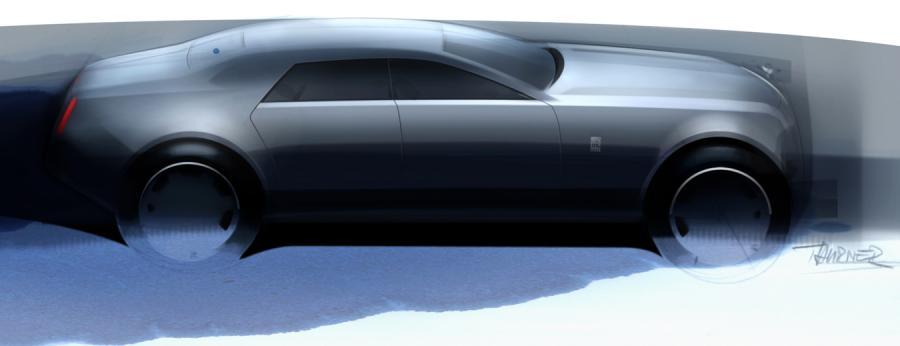 Najmniejszy Rolls-Royce RR4