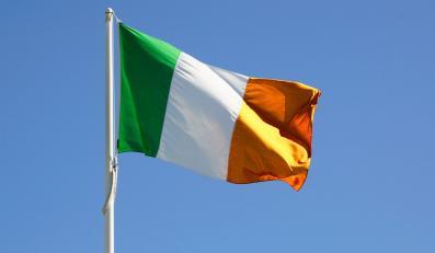 Flaga Irlandii, zdjęcie ilustracyjne