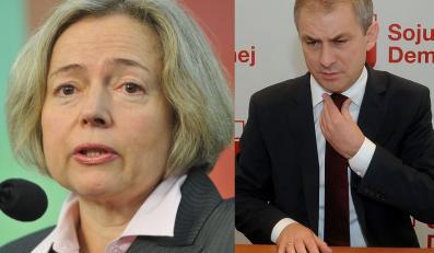Nowicka na Twitterze żegna Wisłocką, a Napieralski pisze o pozytywizmie