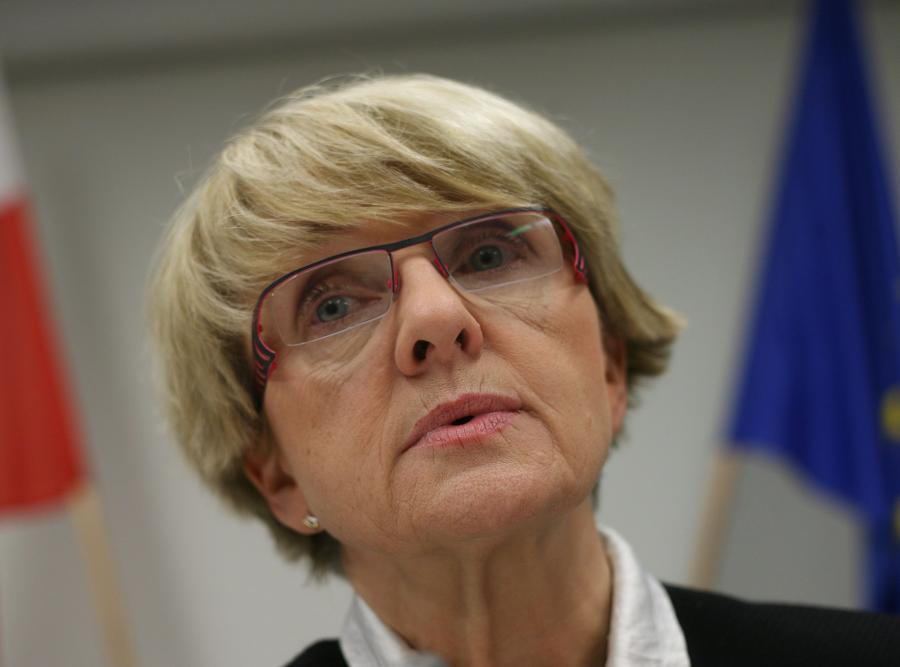 Danuta Huebner zdradza, ile z budżetu UE jeszcze przypadnie Polsce