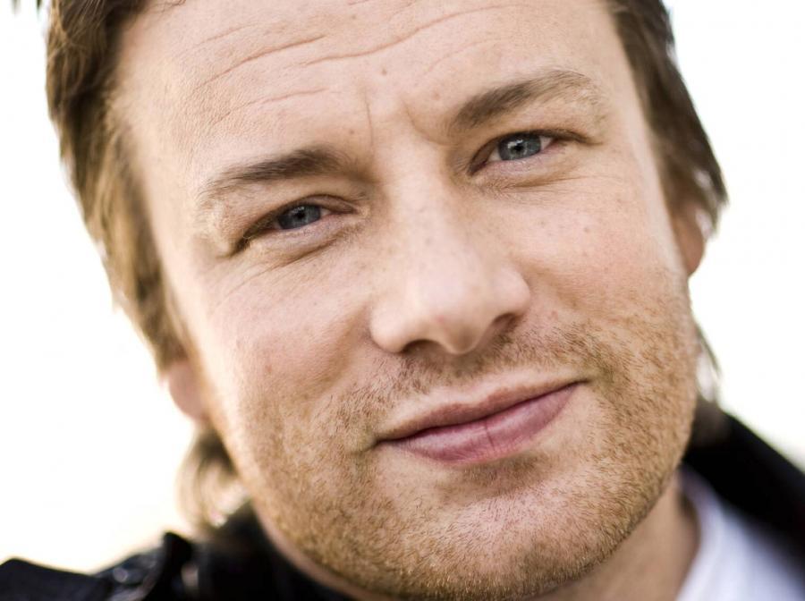 Jamie Oliver odkrył w piwnicy prawdziwe muzyczne skarby