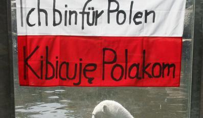 Idol Niemców kibicuje polskim piłkarzom