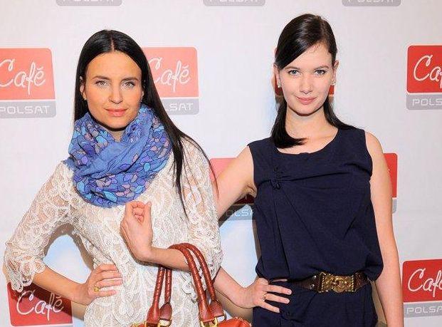 Karolina Malinowska i Joanna Horodyńska