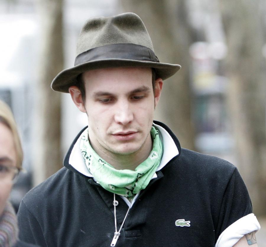 Blake Fiedler-Civll powiedział wprost, że to on wciągnął swoją żonę w bagno narkotykowe