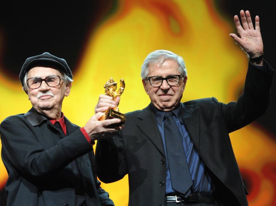 Zdobywcy Złotego Niedźwiedzia – Paolo i Vittorio Taviani