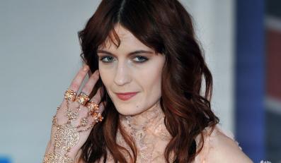 Florence Welch: Muszę wyrzucić z siebie trochę rzeczy