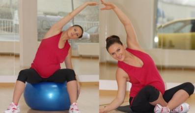 Anna Kapera nie zamierza rezygnować z aktywności fizycznej w ciąży