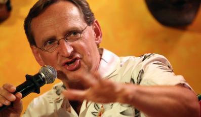 Wojciech Cejrowski ostro: Balcerowicz to komunistyczny profesorek