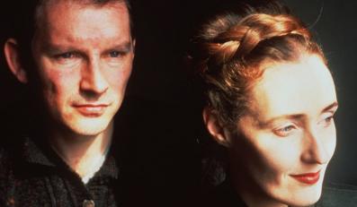 Lisa Gerrard i Brendan Perry w 1996 roku