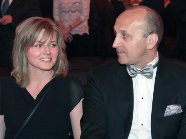 Izabela i Kazimierz Marcinkiewiczowie
