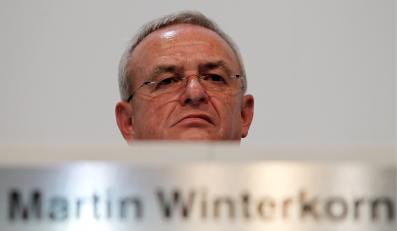Martin Winterkorn zarobił w zeszłym roku rekordową sumę 17,5 mln euro