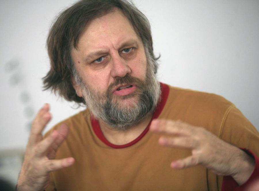 Slavoj Żiżek o \